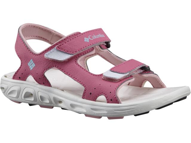 Columbia Techsun Vent Sandals Kids Wild Geranium/Cupid